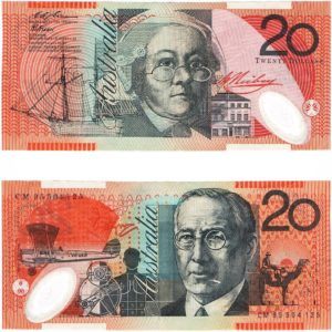 Buy Counterfeit 20 Australian Dollar banknotes. The Best In The Market