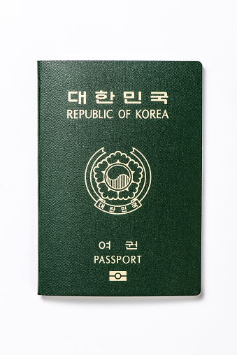 Buy South Korean Passport Online. Top Quality In The Market