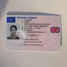 Buy fake UK Drivers License online, Top Quality