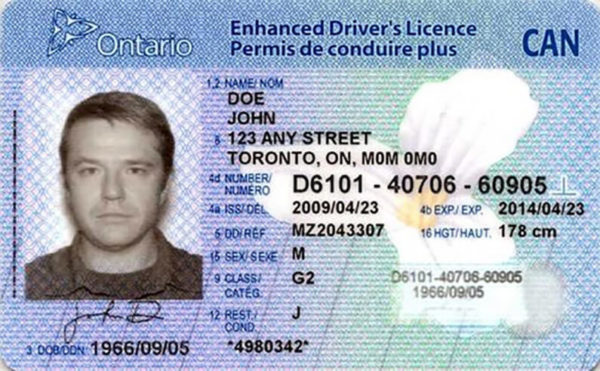 Buy Fake Canadian drivers license online. The Best Quality